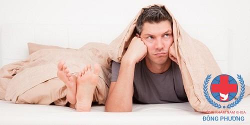 Những nguy hại không ngờ của bệnh liệt dương ở nam giới