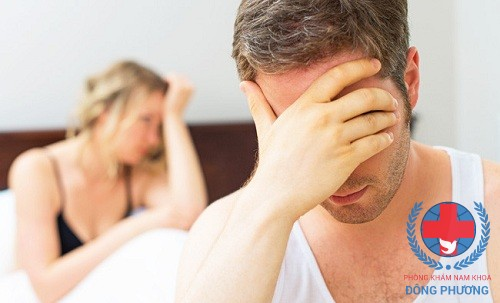 Nguyên nhân yếu sinh lý ở nam giới là gì?