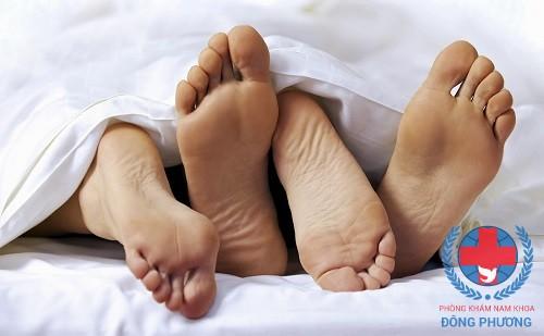 Quan hệ không an toàn bị bệnh giang mai có chữa được không?