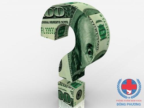 Chi phí xét nghiệm giang mai hết bao nhiêu tiền?