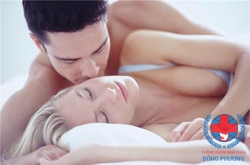 Sùi mào gà ở nam có nên quan hệ tình dục?