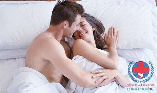 Viêm tuyến tiền liệt có sinh hoạt vợ chồng được không?